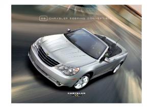 2009 Chrysler Sebring Convertible