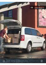 2009 Dodge Grand Caravan Cargo