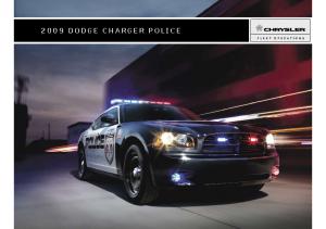 2009 Dodge Police
