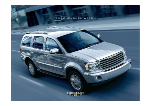 2010 Chrysler Aspen