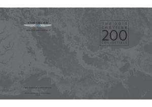 2013 Chrysler 200 Convertible