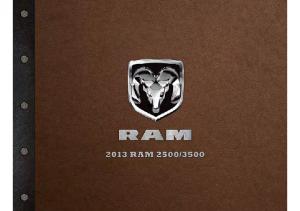 2013 Ram 2500-3500