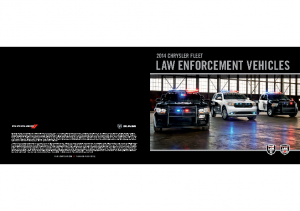 2014 Dodge Police