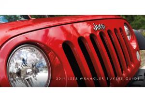 2014 Jeep Wrangler Specs