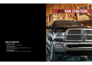 2015 Ram 2500-3500