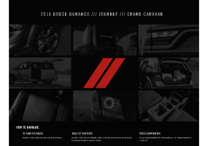 2016 Dodge People Movers