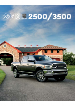 2016 Ram 2500-3500