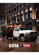 2016 Ram Commercial