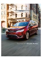2017 Chrysler Pacifica V1