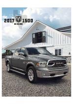 2017 RAM 1500 TX