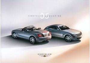 2005 Chrysler Crossfire Dealer