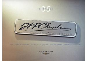2005 Chrysler Signature Series