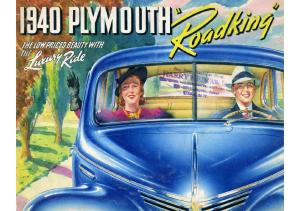 1940 Plymouth Prestige