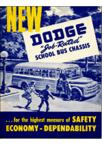 1948 Dodge Bus Chassis