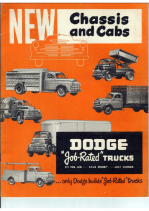 1948 Dodge Cabs and Chassis