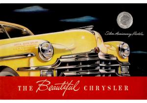 1949 Chrysler Silver Anniversary