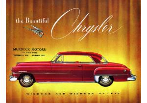 1952 Chrysler Windsor