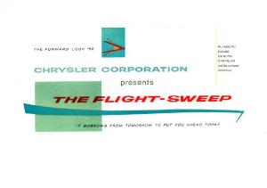 1956 Chrysler Flight Sweep