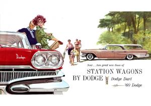 1960 Dodge Wagons