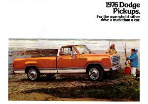 1976 Dodge Pickups