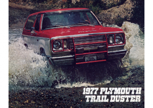 1977 Plymouth Trail Duster