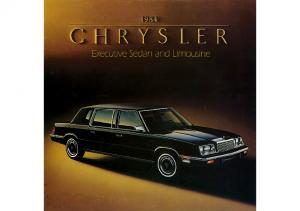1982 Chrysler Limo