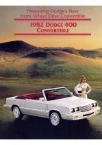 1982 Dodge 400 Convertible