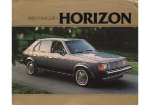 1982 Plymouth Horizon