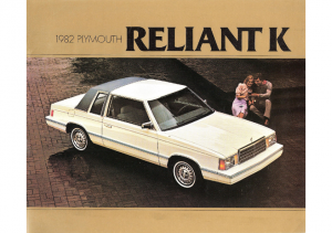 1982 Plymouth Reliant