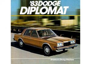 1983 Dodge Diplomat