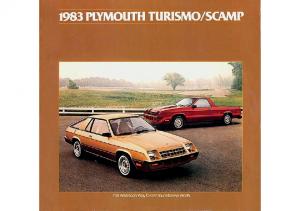 1983 Plymouth Tourismo-Scamp