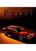 1984 Chrysler E Class