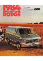 1984 Dodge Vans