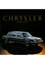 1986 Chrysler Limo