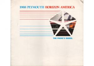 1988 Plymouth Horizon