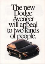 1995 Dodge Avenger Intro