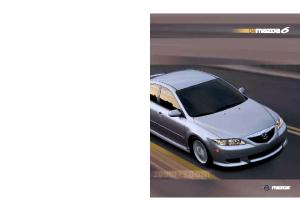 2004 Mazda 6 V1