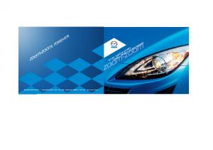 2009 Mazda Full Line