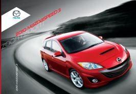 2010 Mazda Speed 3