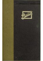 1921 Buick Full Line