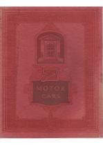 1923 Buick Full Line