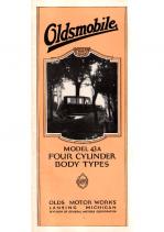 1923 Oldsmobile 43A
