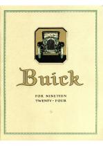 1924 Buick Full Line