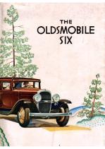 1931 Oldsmobile Six