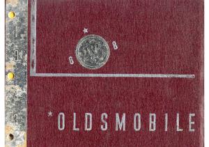 1933 Oldsmobile Prestige