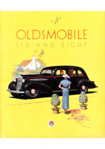 1935 Oldsmobile Prestige