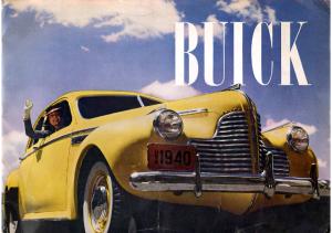 1940 Buick Prestige
