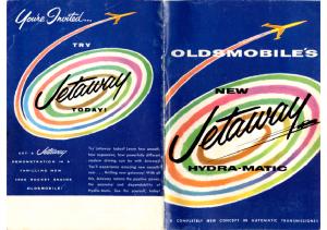 1940 Oldsmobile Jetaway Hydra Matic