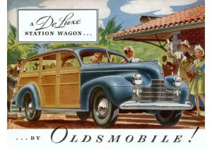 1940 Oldsmobile Wagons