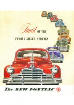 1946 Pontiac Foldout